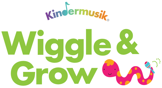 Welcome to Kindermusik Wiggle and Grow music and movement classes for babies from approximately 1 to 3 years